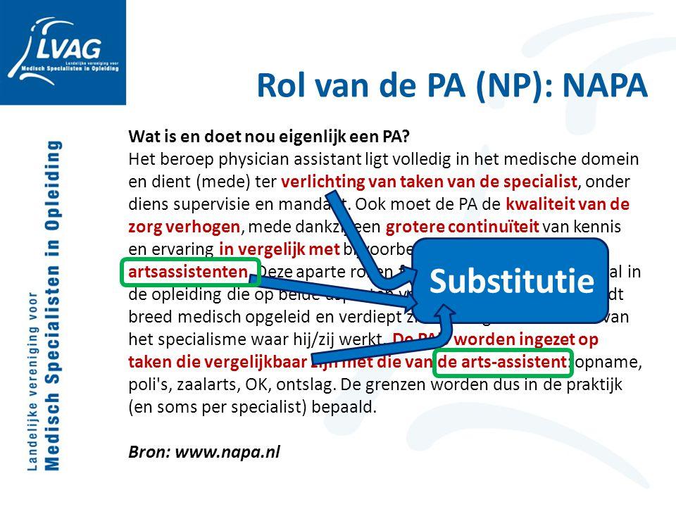 Wat is en doet nou eigenlijk een PA? Het beroep physician assistant ligt volledig in het medische domein en dient (mede) ter verlichting van taken van