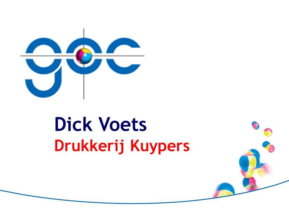 Dick Voets Drukkerij Kuypers