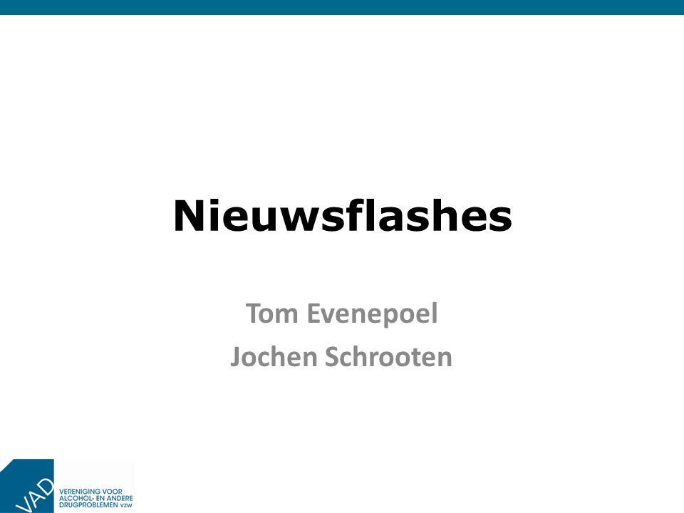 Nieuwsflashes Tom Evenepoel Jochen Schrooten