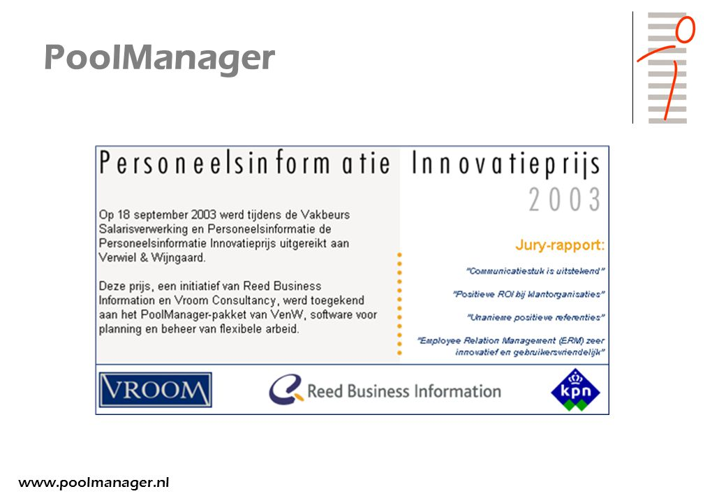 PoolManager www.poolmanager.nl