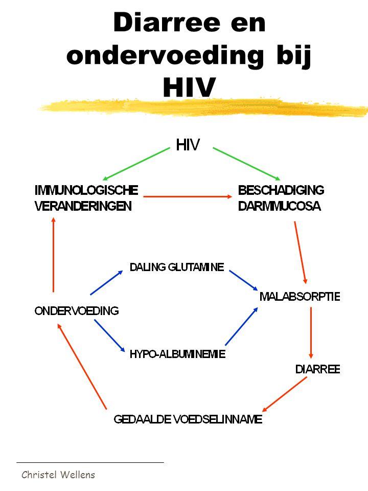 Christel Wellens Diarree en ondervoeding bij HIV