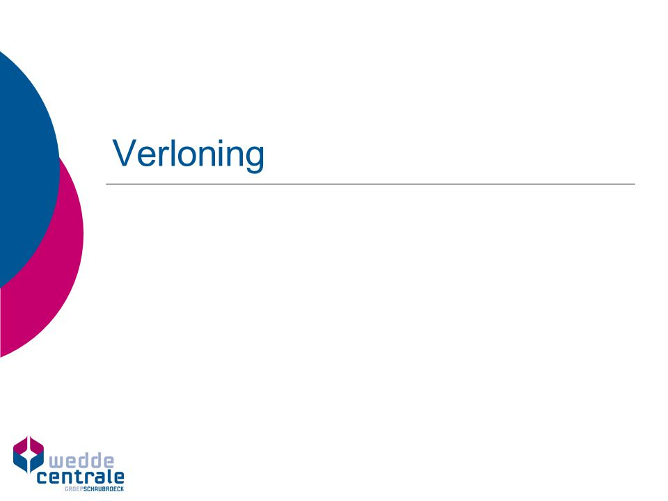 Verloning