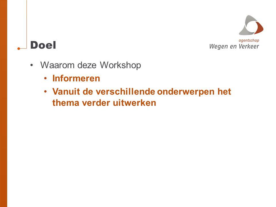 Workshop Arbeidsmiddelen  Frederik Aankoop van het arbeidsmiddel Wat dient gedaan worden.