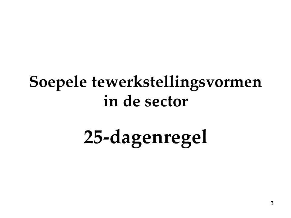 34 Vrijwilligers: modaliteiten Verplichte BA-verzekering (sinds 1 januari 2007) Gestructureerde organisatie is burgerrechtelijk aansprakelijk voor schade die vrijwilliger aan derden veroorzaakt Behalve bij bedrog, zware fout en gewoonlijke lichte fout