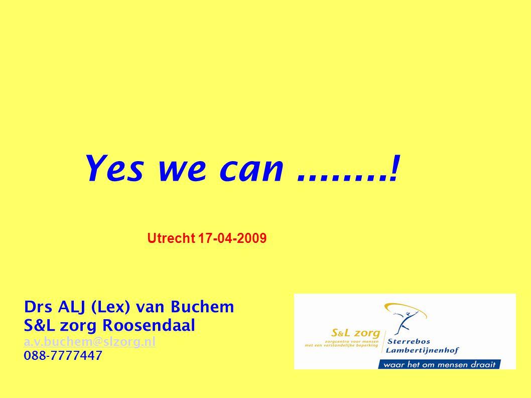 Conclusie Een goede businesscase geeft grip op de toekomst leidt tot een investeringskrediet en maakt een bouwprogramma realiseerbaar Yes we can...........!!!!