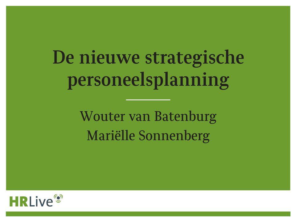 Strategic Resource Planning worksheet