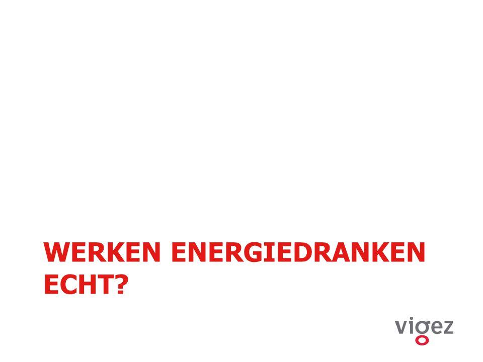 WERKEN ENERGIEDRANKEN ECHT?