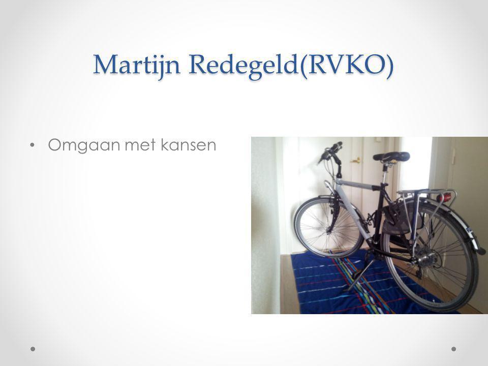 Martijn Redegeld(RVKO) Omgaan met kansen