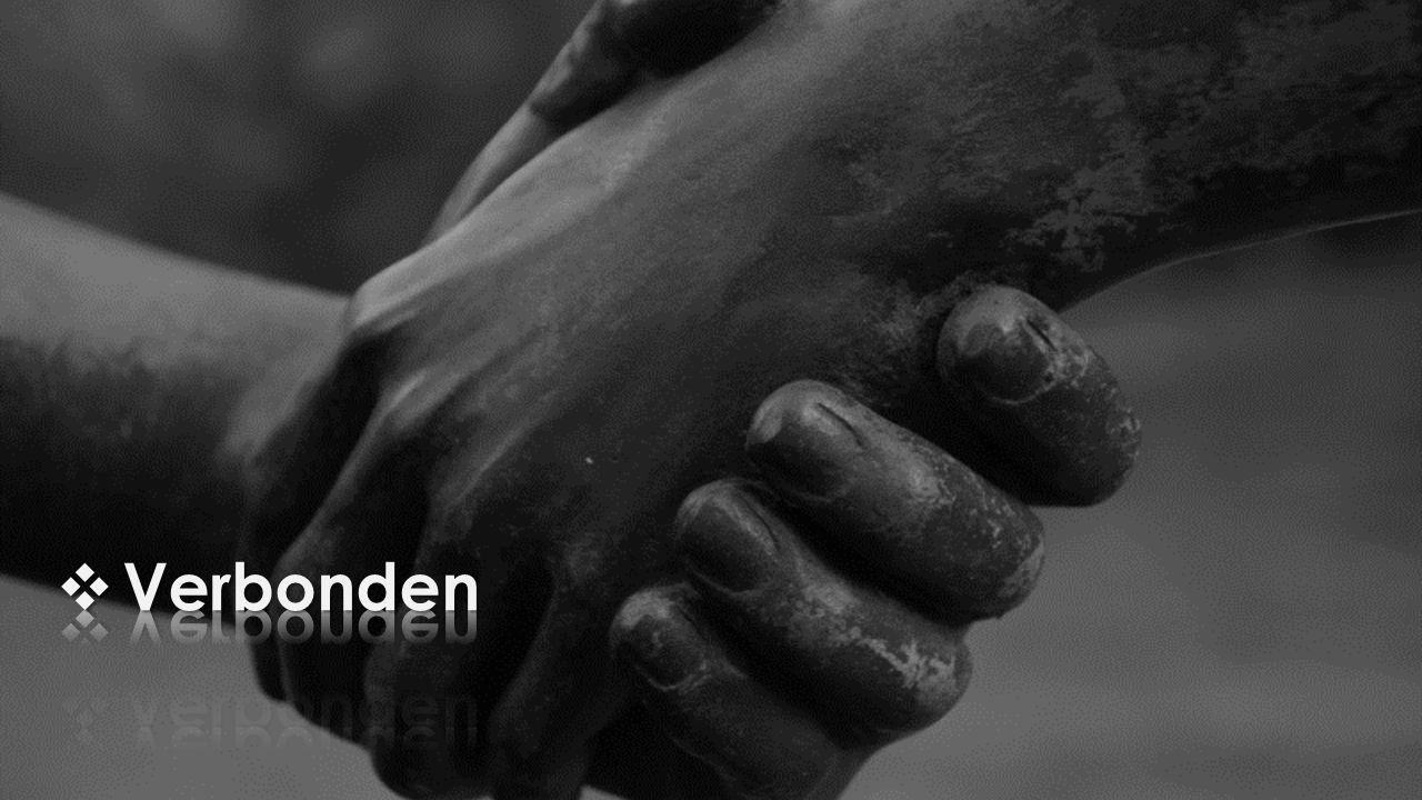  God wil met ons verbonden zijn door een liefdesrelatie  Deze liefdesrelatie wordt in de Bijbel voorgesteld als:  Ouder-kind relatie  Huwelijksrelatie