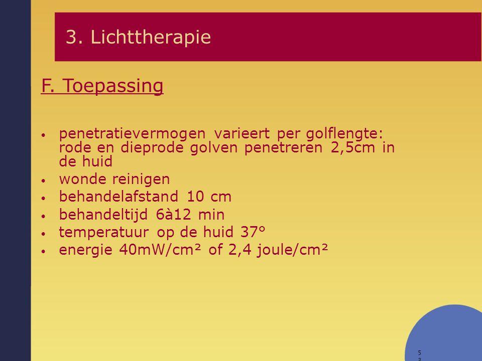 54 G. Materialen 3. Lichttherapie