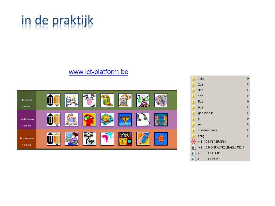 www.ict-platform.be