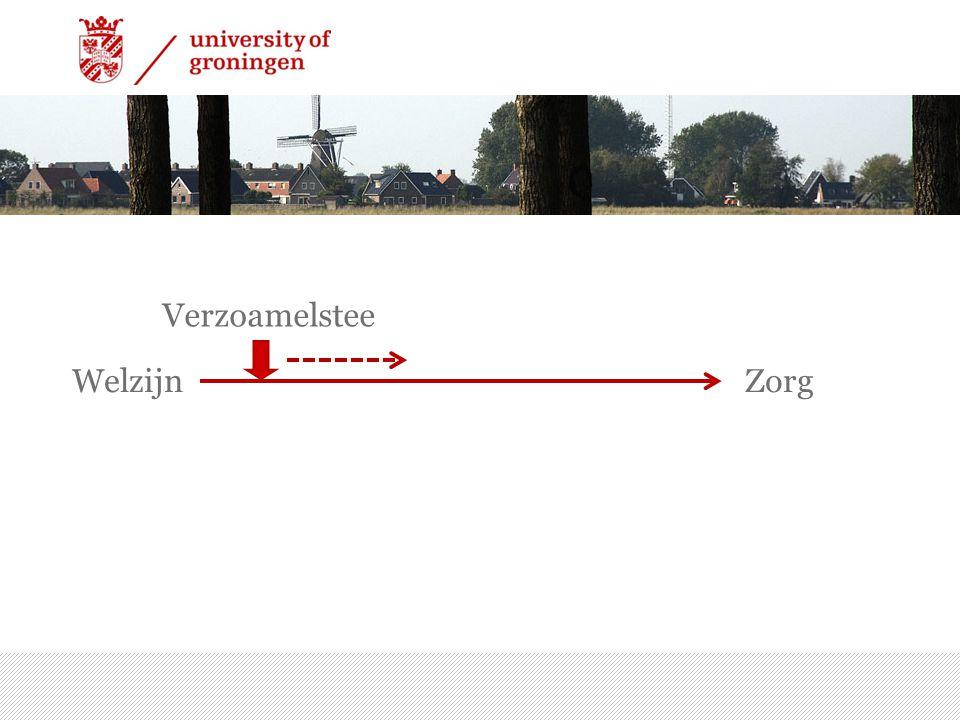 7/15/2014 | 18 WelzijnZorg Verzoamelstee