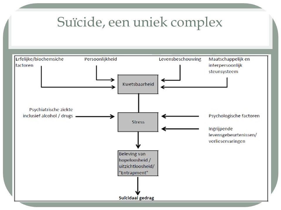Meer informatie www.suïcidepreventievlaanderen.be www.vlasp.be