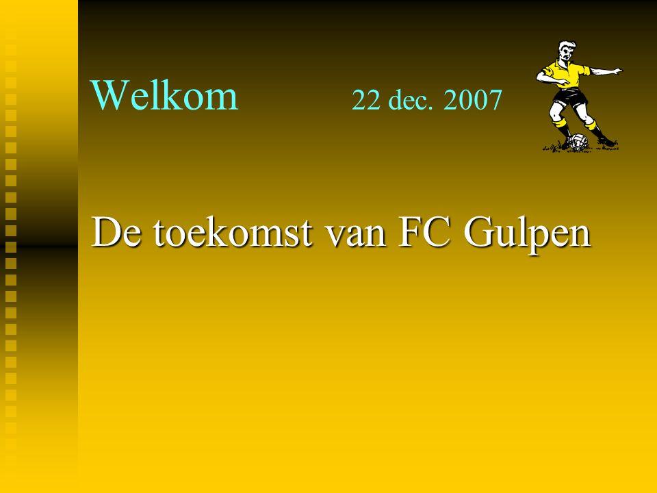 Verhuizen of moderniseren ? Gaat FC Gulpen verhuizen ?? Wat vinden de leden ??