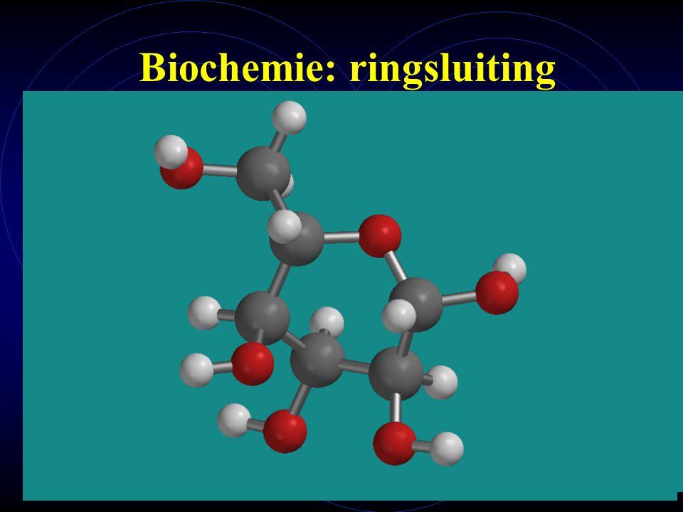 mlavd@BCEC5 Biochemie: aminozuren -Aminozuren: structuurformules Binas T67 C1 Amino- groep zuur-groep