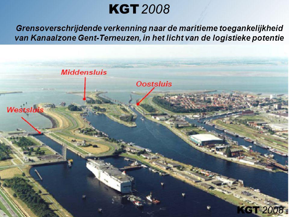 Maritieme Club 26-03-09 Grensoverschrijdende verkenning naar de maritieme toegankelijkheid van Kanaalzone Gent-Terneuzen, in het licht van de logistie