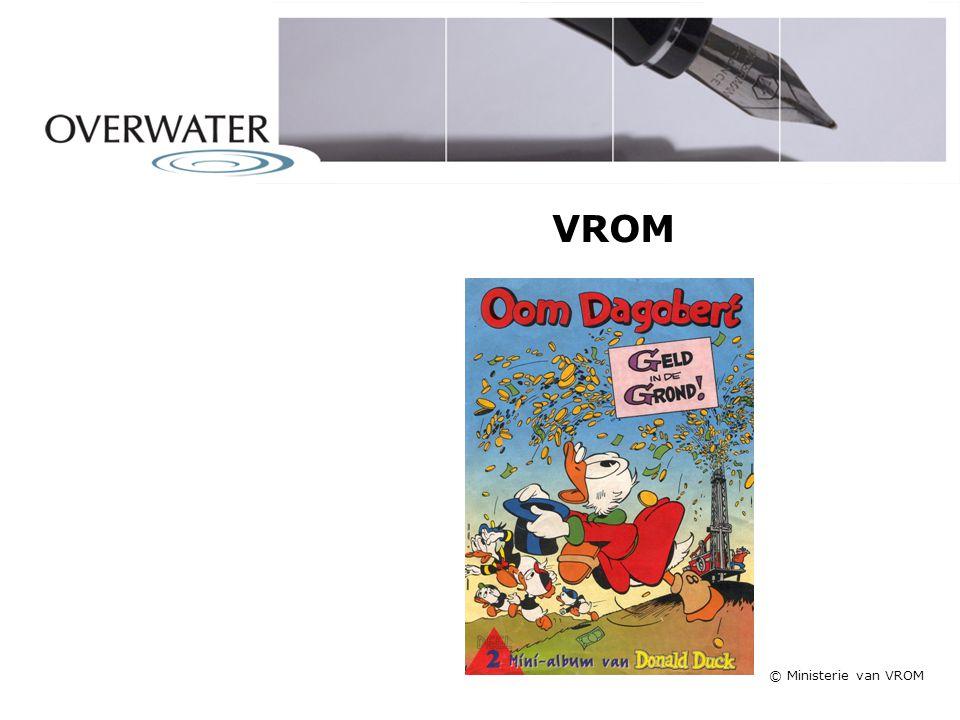 VROM © Ministerie van VROM