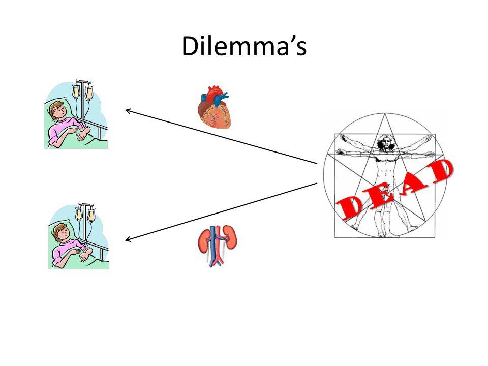 Dilemma's Dead
