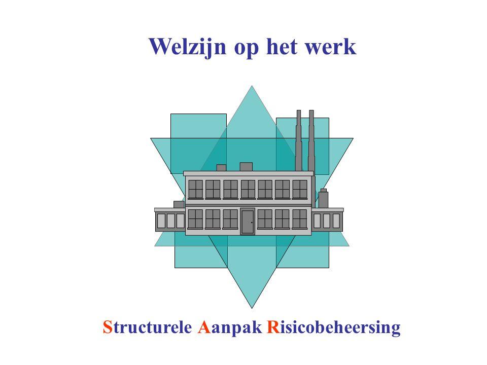 Structurele Aanpak Risicobeheersing Welzijn op het werk