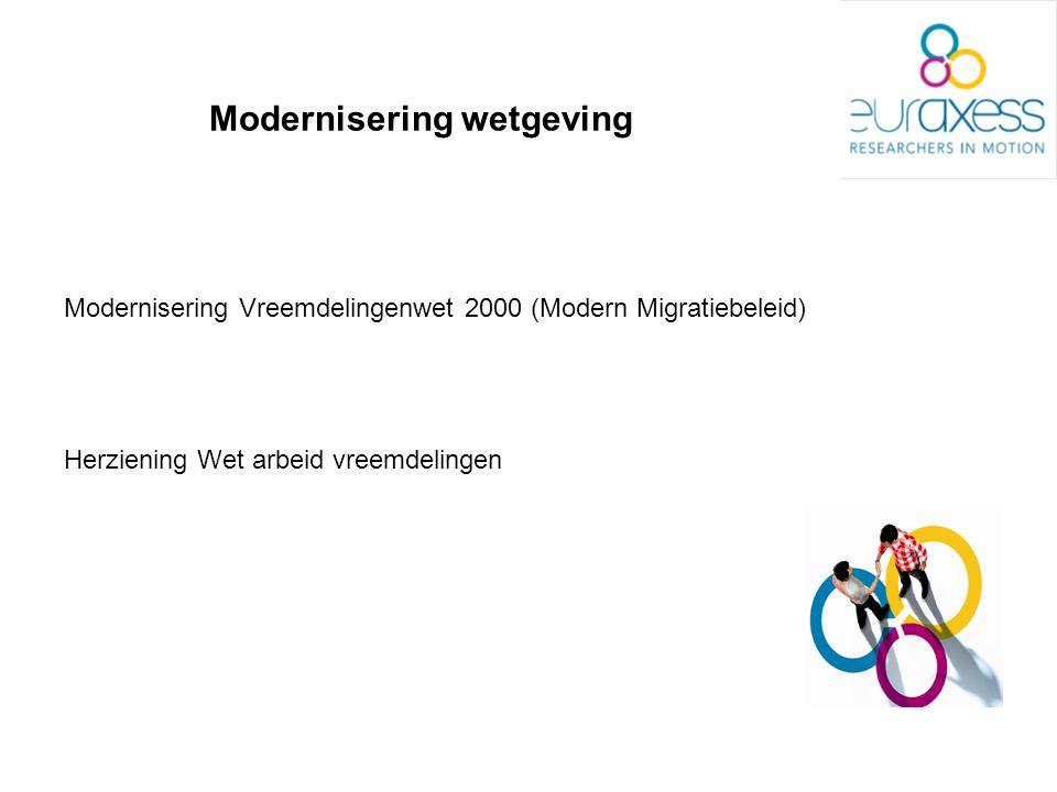 Modern Migratiebeleid in vogelvlucht 2004: Algemene Rekenkamer constateert: Vreemdelingenwet (Vw) te complex.