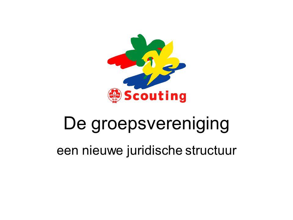 De groepsvereniging een nieuwe juridische structuur