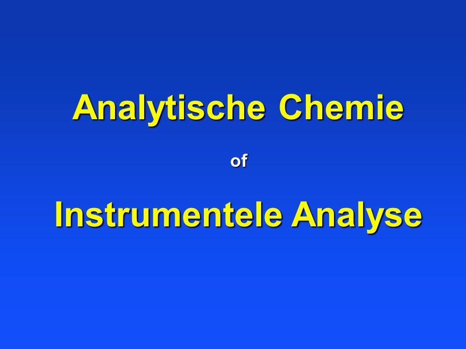 Kwantitatieve spectrometrie; Wet van Lambert-Beer (1) I 0 wordt ingesteld op 1 of 100 % I bedraagt 0-1 of 0-100% λ λ De Transmissie T = I I 0 I 0