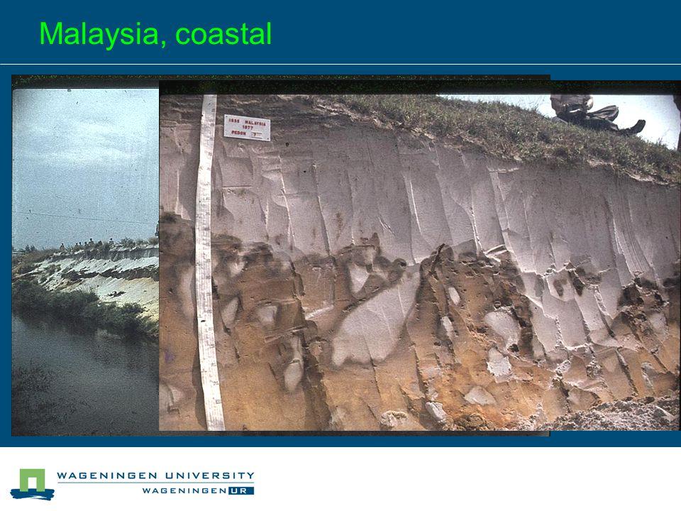 Malaysia, coastal