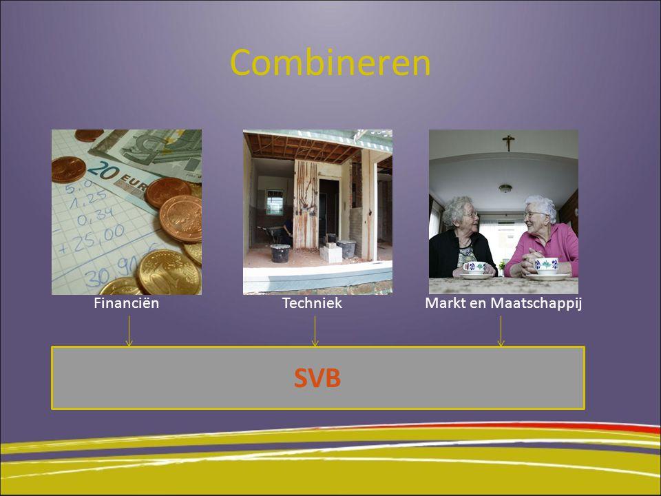Combineren FinanciënMarkt en MaatschappijTechniek SVB