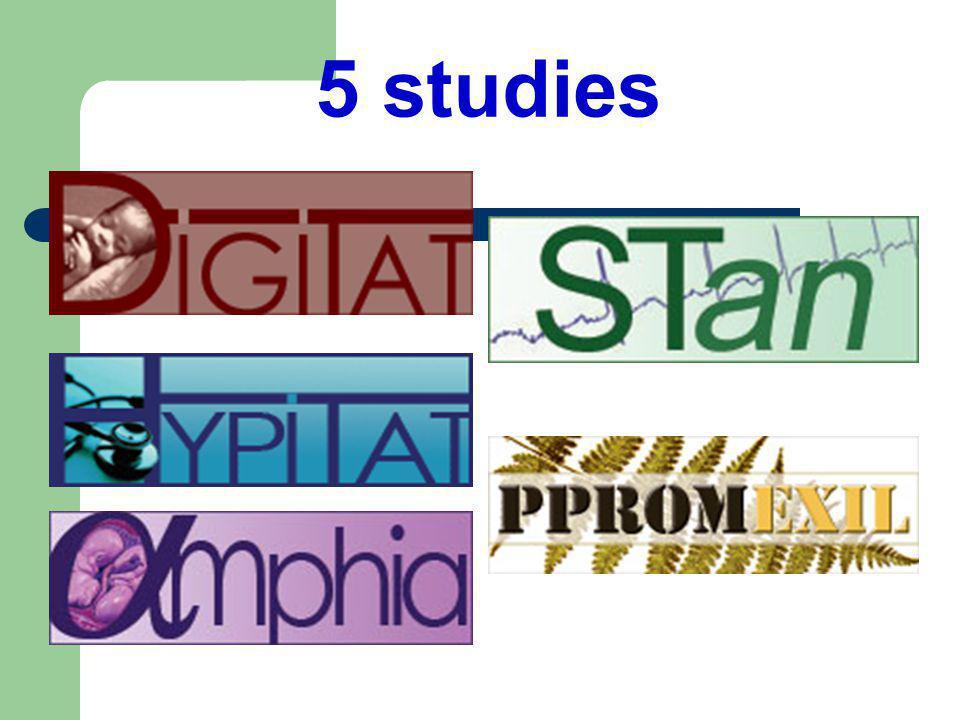 5 studies