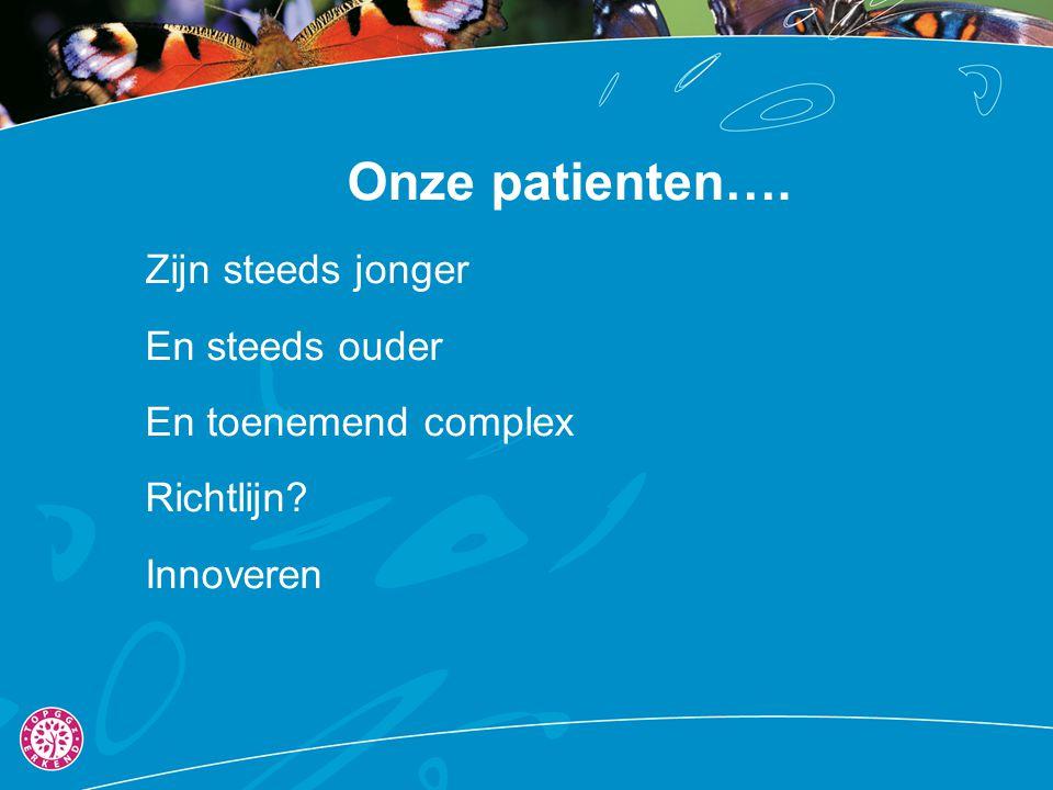 Snelheid Service Kwaliteit Maatwerk Diseasemanagement