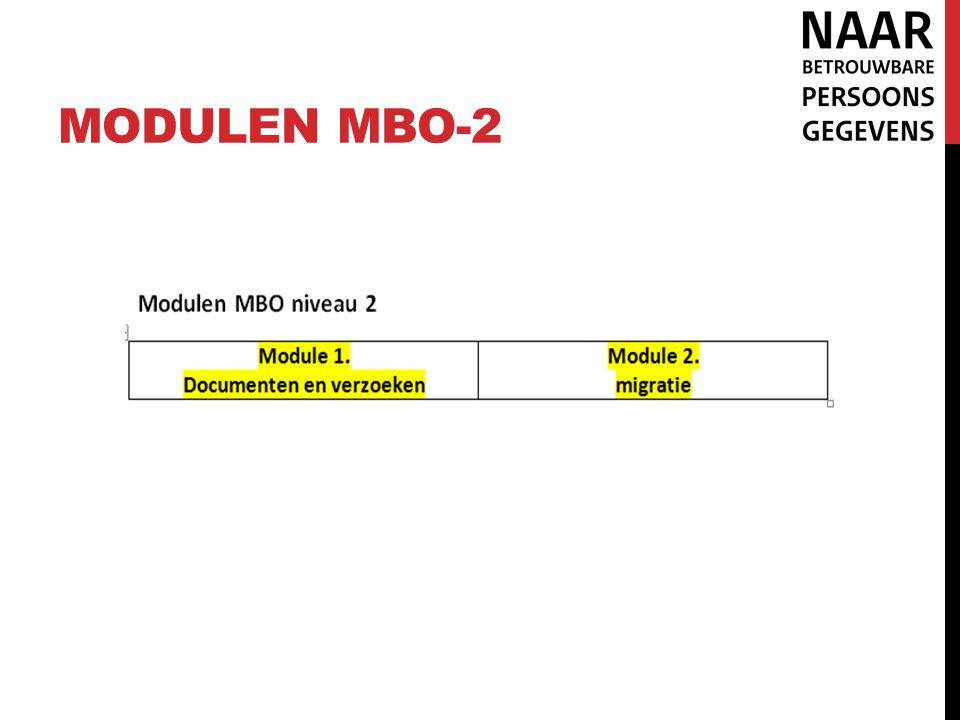 MODULEN MBO-2