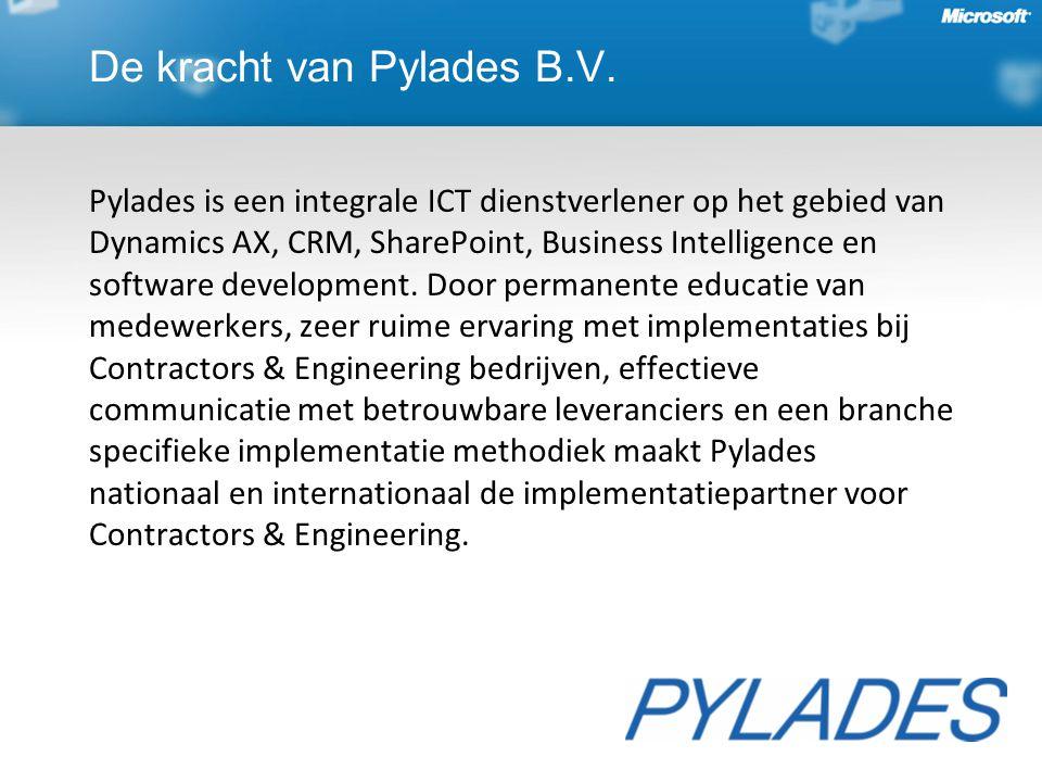De kracht van Pylades B.V.