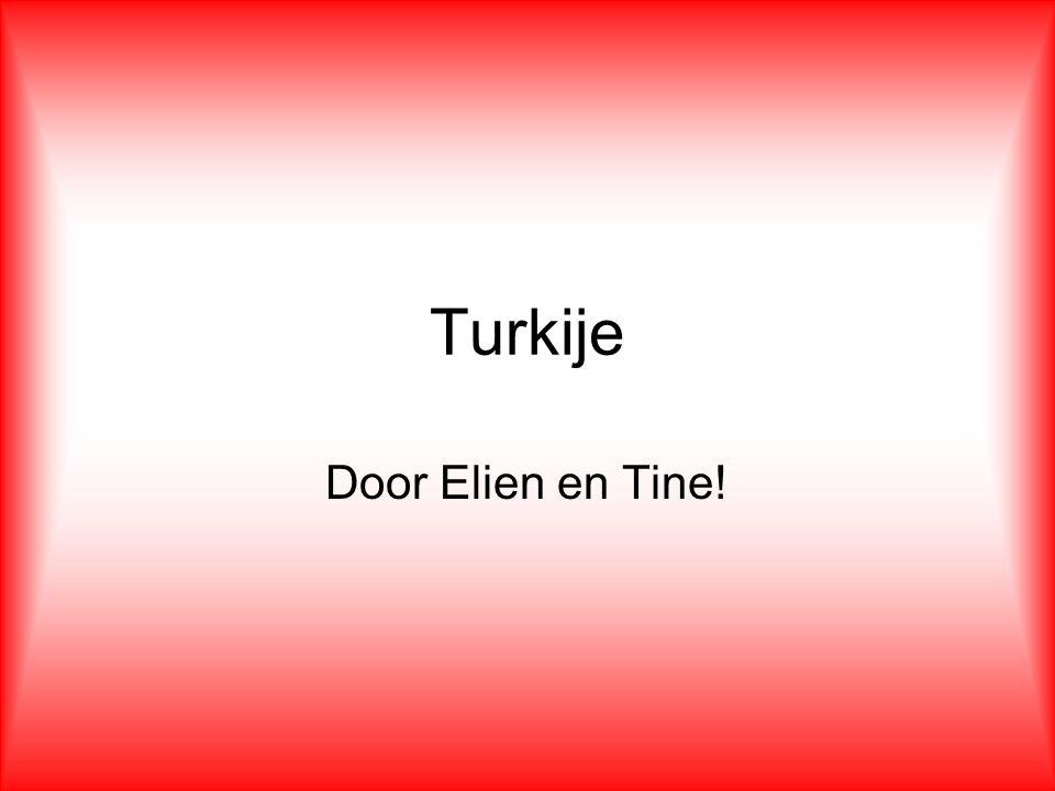 Turkije Door Elien en Tine!