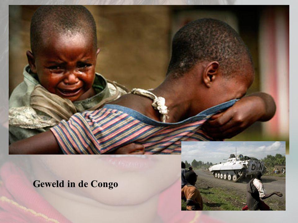 Geweld in de Congo
