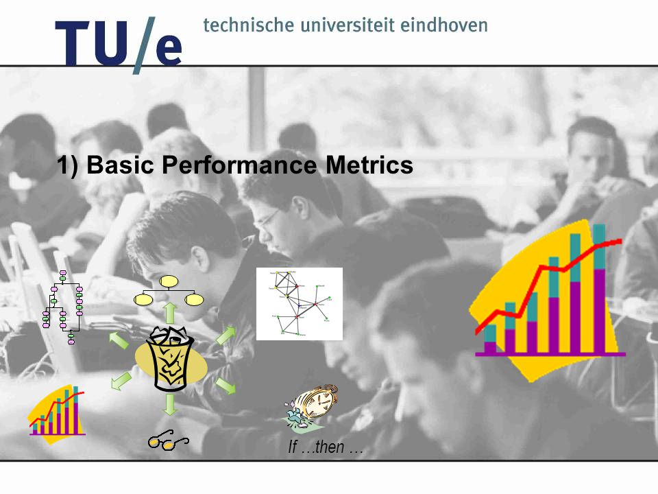 1) Basic Performance Metrics If …then …