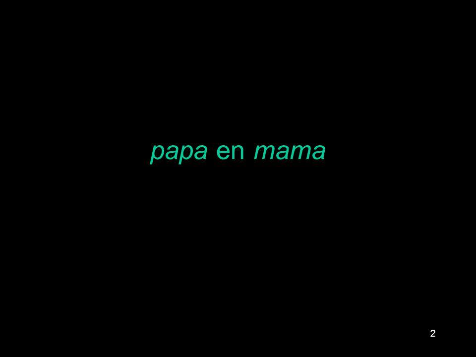 papa en mama 2