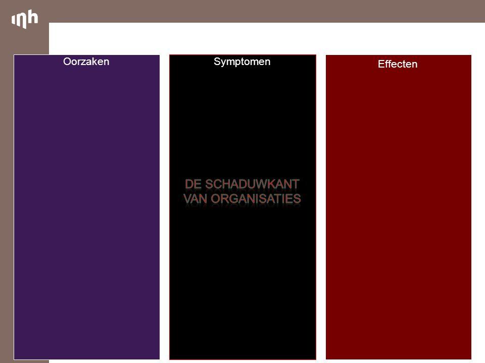Oorzaken Effecten Symptomen