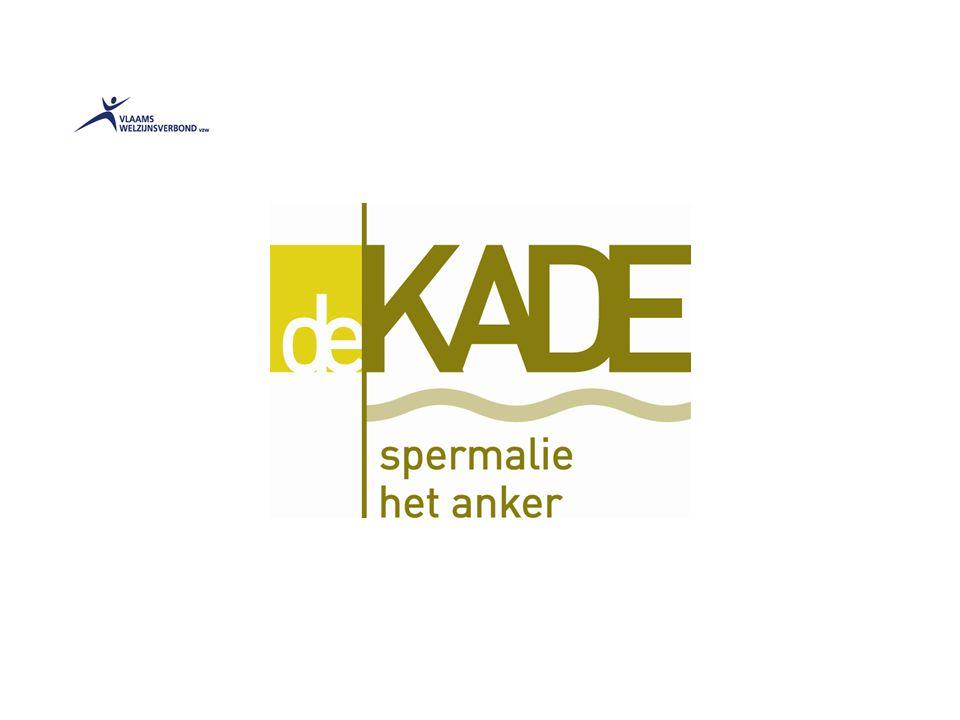 Vlaams Welzijnsverbond Studiedag 30/11/2011: Samen staan we sterker Alain Nauwelaerts Groepsdirecteur De Kade