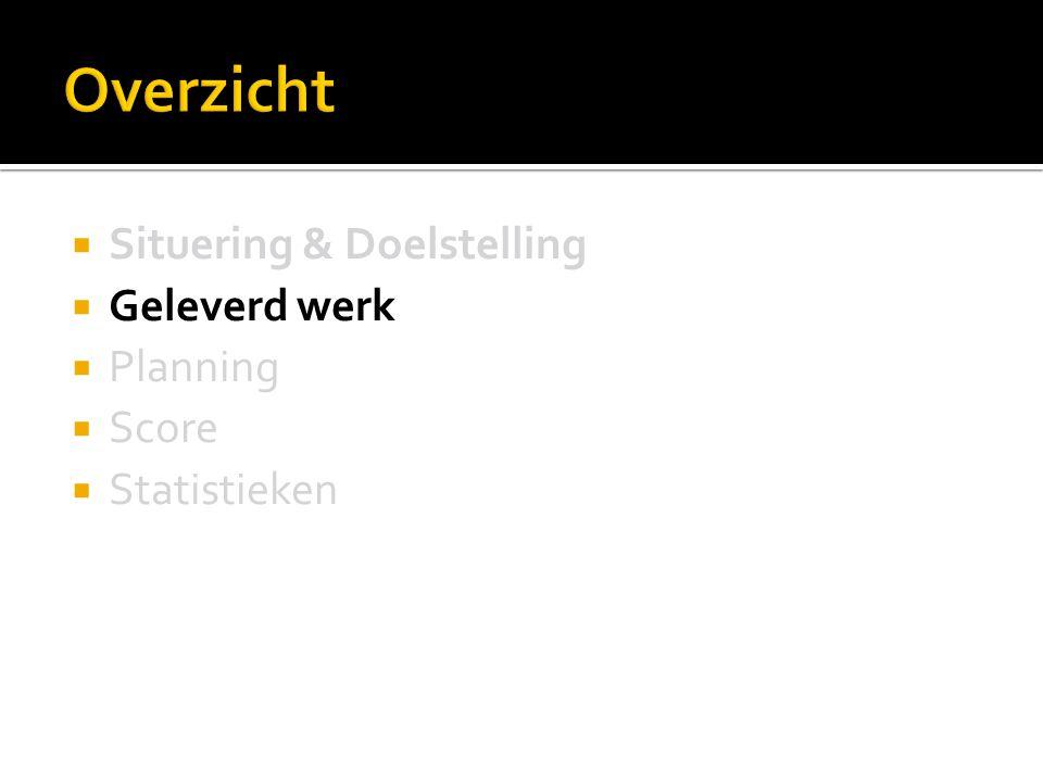  Antwerpen  01 november 2012  Middelmatige hoeveelheid van datasets  Meerderheid data kan bruikbaar zijn voor apps  AppsForAntwerp (08 december) Stad Gent.