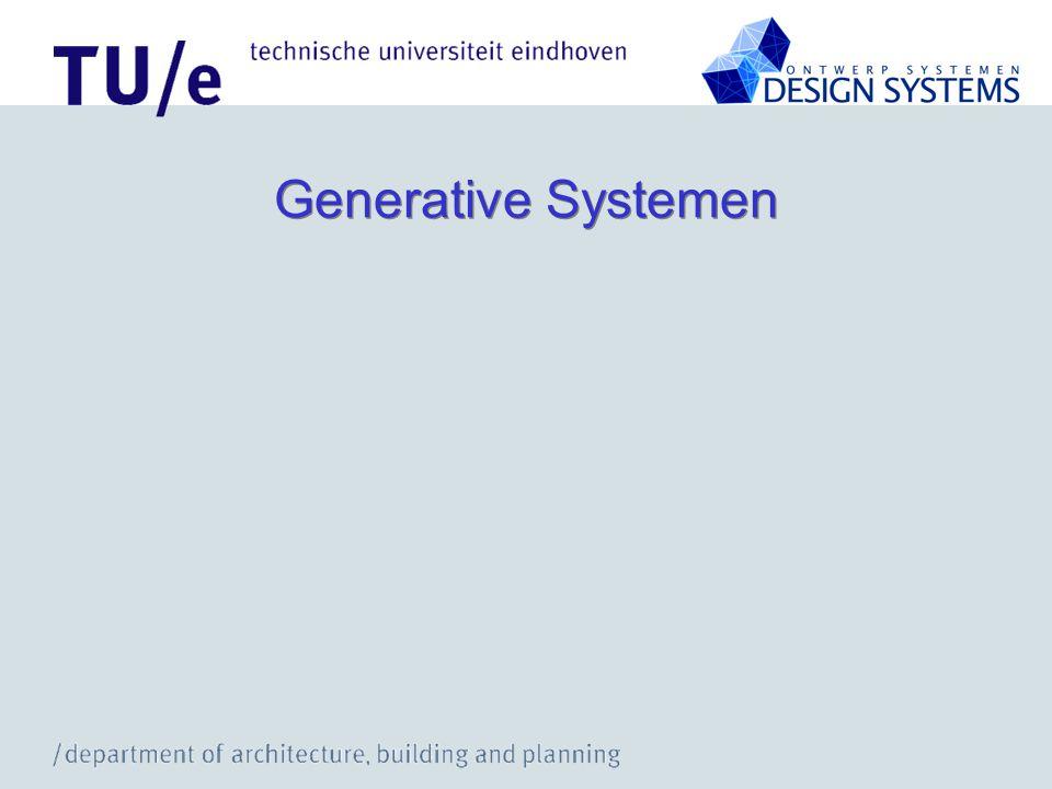 Generative Systemen