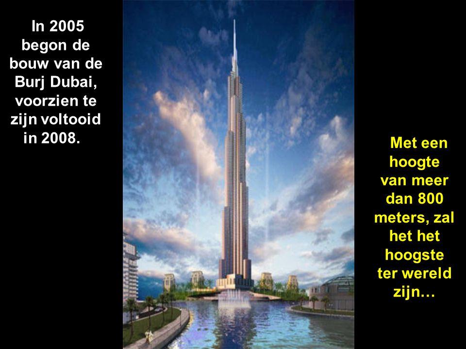 Hydropolis, wereld's eerste onderwaterhotel. Volledig gebouw in Duitsland en dan gemonteerd in Dubai, is voorzien dat het voltooid zal zijn in 2009….