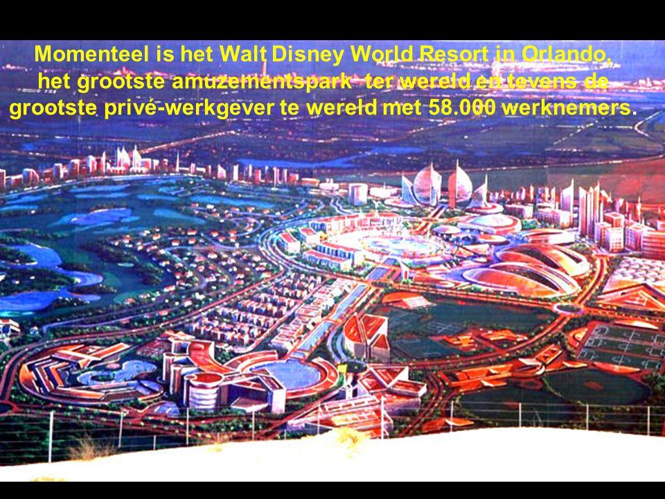 """Dubailand zal gebouwd zijn op 3 """"billion square feet"""" (107 miles^2) en de kostprijs wordt geschat op """"20 billion dollar""""."""