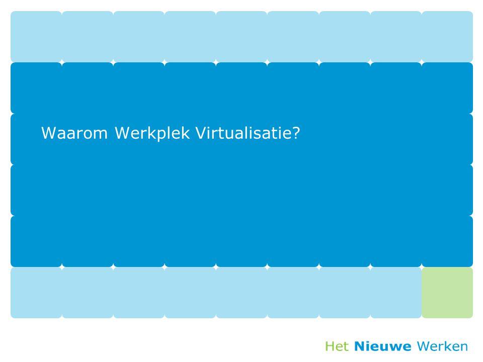 Nieuwe ontwikkelingen Virtualisatie Technologie