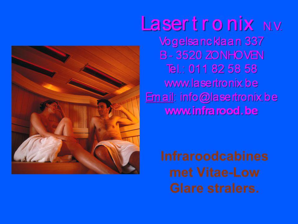 Philips Nederland, Special Lighting, BL InfraRed – H.J Dreuning Jan.05 12 Vitae-Low Glare De benodigde opwarmtijd verschilt per infrarood bron.