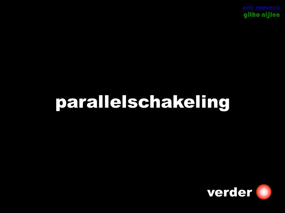 23 parallelschakeling eric roevens githo nijlen verder