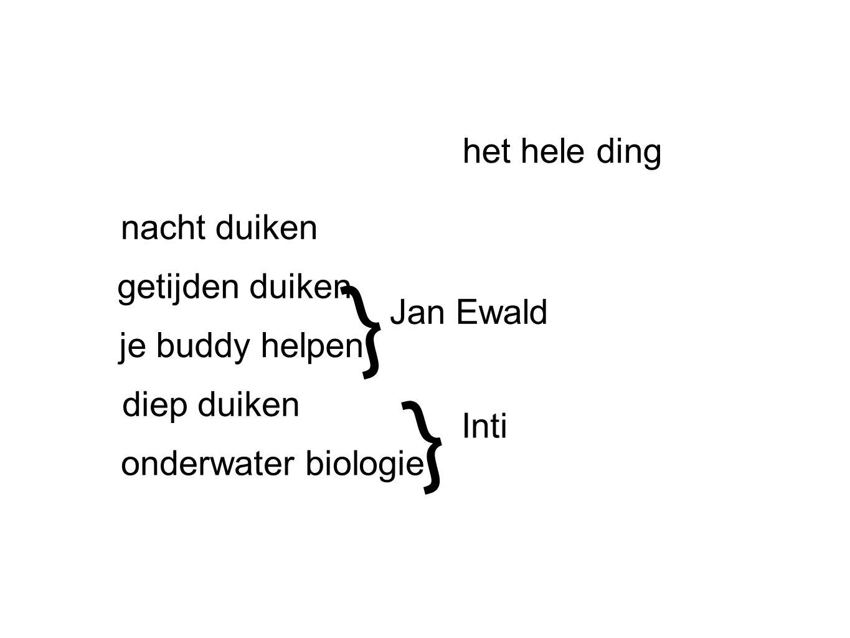 nacht duiken diep duiken onderwater biologie je buddy helpen getijden duiken het hele ding Jan Ewald Inti } }
