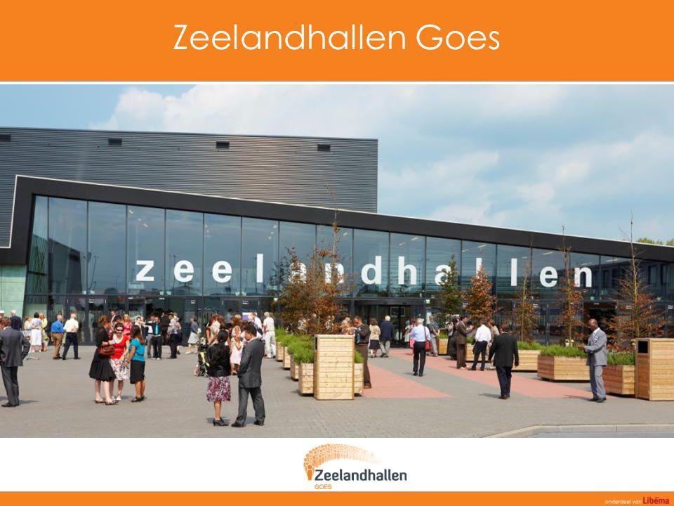 Alles is mogelijk bij Zeelandhallen Goes