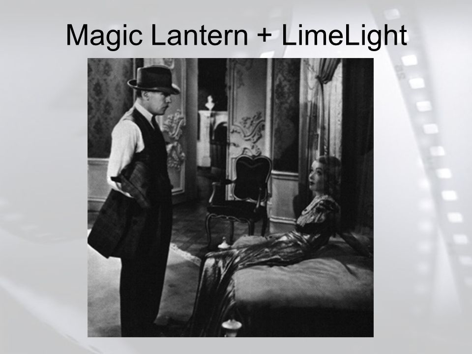 Magic Lantern + LimeLight