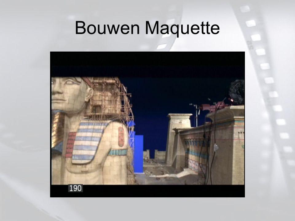 Bouwen Maquette