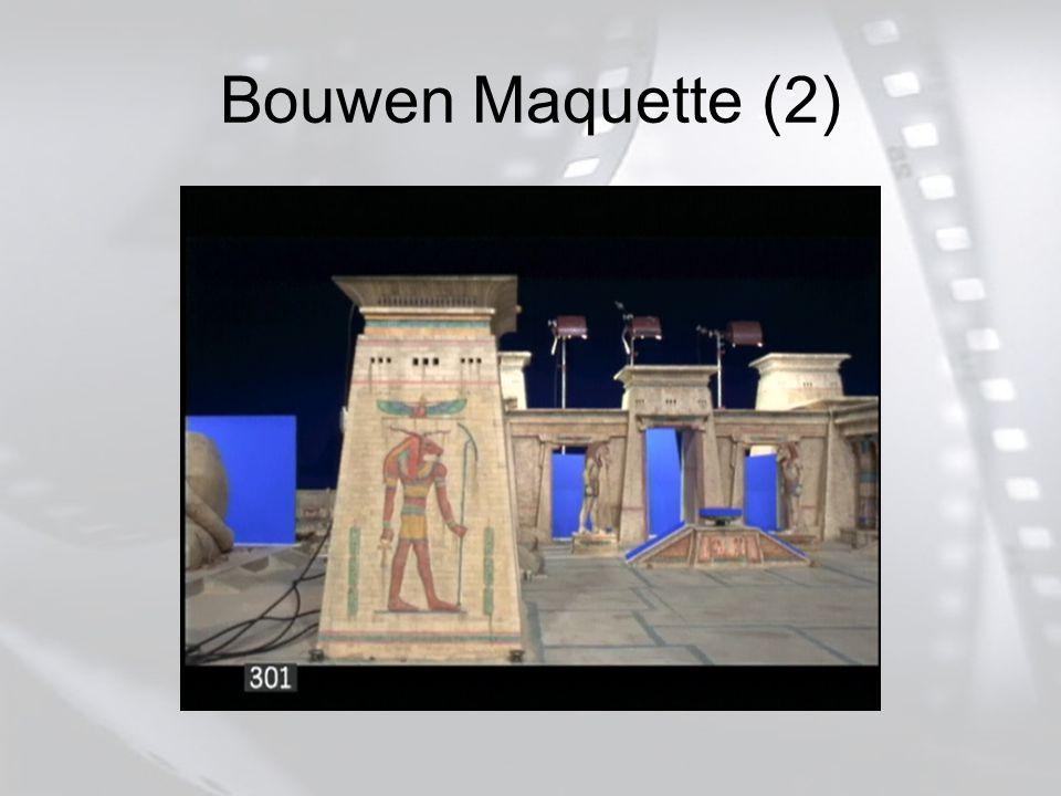 Bouwen Maquette (2)